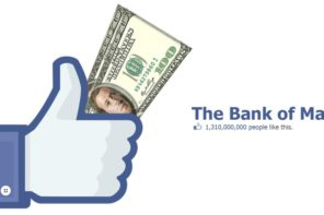 Facebook Bank arriva in Europa. Pagamenti P2P e Money Storage