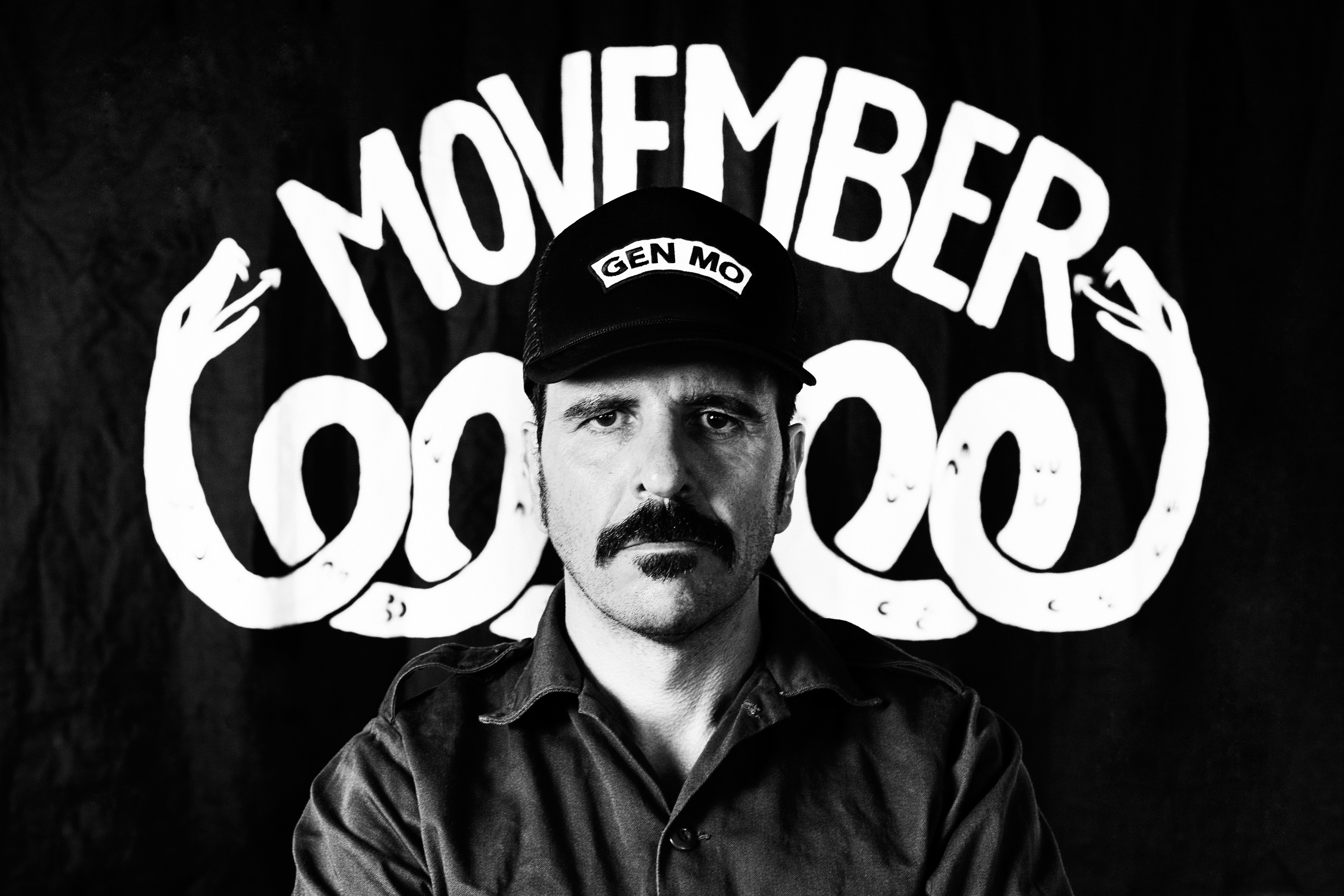 Movember 2013 - Generation Moustache