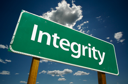 Personal Branding Integrity